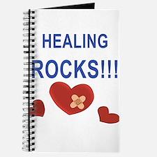 Healing Rocks!!! Journal
