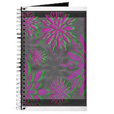 Floral Motif 1 ~ Journal
