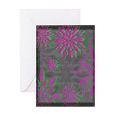 Floral Motif 1 ~ Greeting Cards