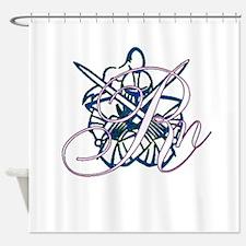 RightOn Knight Shower Curtain