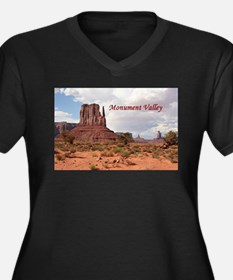 Monument Valley, Utah, USA 2 (ca Plus Size T-Shirt