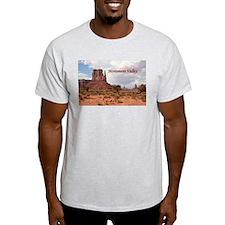 Monument Valley, Utah, USA 2 (caption) T-Shirt