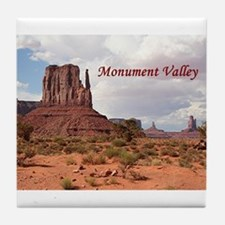 Monument Valley, Utah, USA 2 (caption Tile Coaster