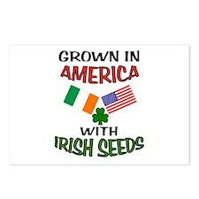 IRISH SEEDS Postcards (Package of 8)