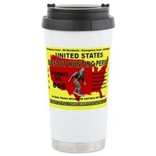 Cute Hunting Travel Mug