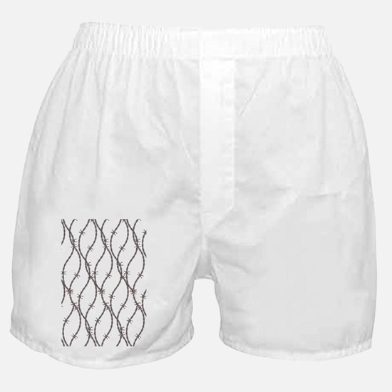 Bloody Barbed Wire Boxer Shorts