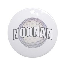 NOONAN Ornament (Round)