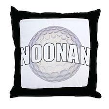 NOONAN Throw Pillow