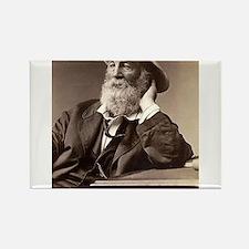 Walter Walt Whitman American Poet Essayist Magnets