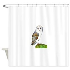 Unique Farmland Shower Curtain