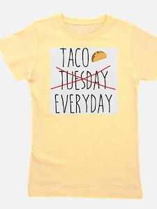 Cute Tacos Girl's Tee