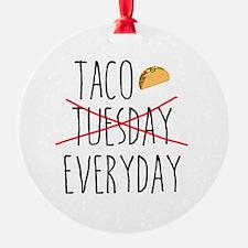 Cute Tacos Ornament