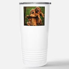 Cute Dog breeds Travel Mug