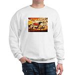 LASCAUX CAVE PAINTING Sweatshirt