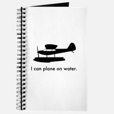 Plane on Water 1407043 Journal