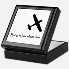 Plane Fun 1407044 Keepsake Box