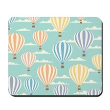 Hot Air Balloons Mousepad