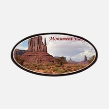 Monument Valley, Utah, USA 2 (caption) Patches