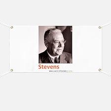 Wallace Stevens American Modernist Poet USA Banner