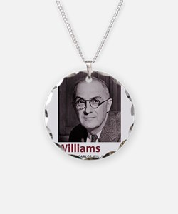 William Carlos Williams Lati Necklace