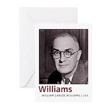 William Carlos Williams Latino-Amer Greeting Cards