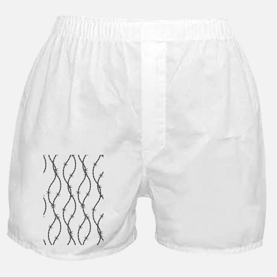 Barbed Wire Boxer Shorts