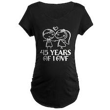 45th Anniversary chalk coup T-Shirt