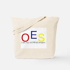 OES Tote Bag
