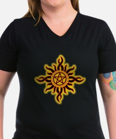 Sun Fire Pentacle Shirt