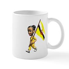 Brunei Girl Mug