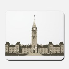 The Peace Tower Mousepad