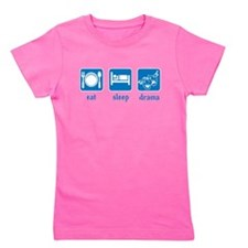 Cute Sports cheer Girl's Tee