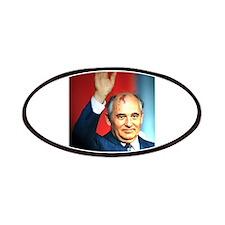 Perestroika Gorbi tee shirt 80s USSR Gorba Patches