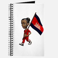 Cambodia Girl Journal