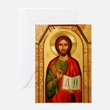Christ The Teacher Greeting Card