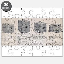 Eastman's Celebrated Brownie Kodaks Ad Puzzle