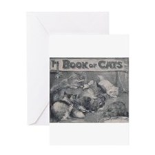 The Book of Cats (F.A.O. Schwartz 1 Greeting Cards