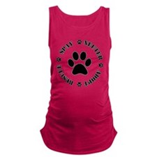 Spay Neuter Rescue Adopt Maternity Tank Top