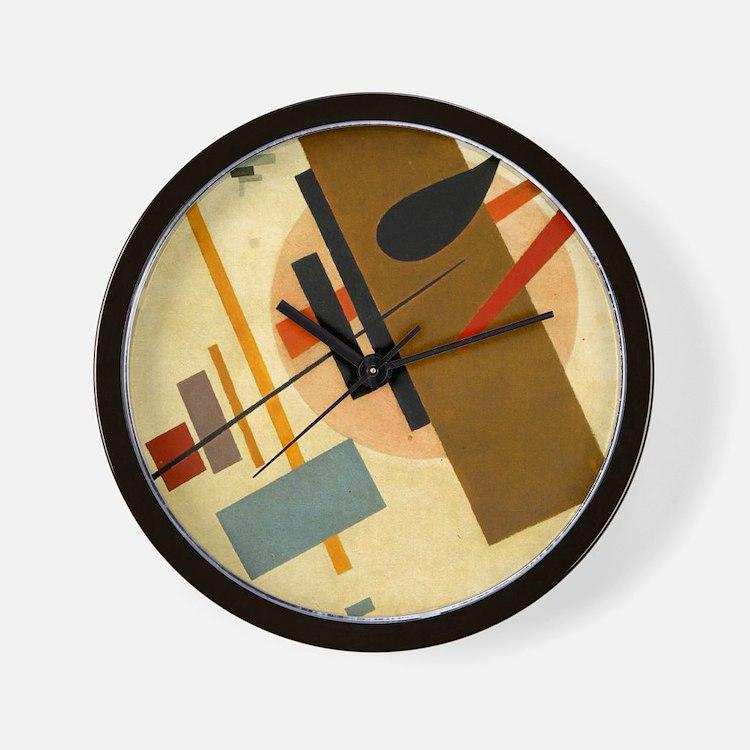 Cute Modernism Wall Clock