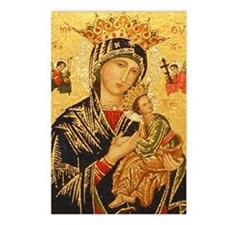 Our Lady of Perpetual Hel Postcards (Package of 8)