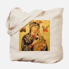 Our Lady of Perpetual Help Tote Bag