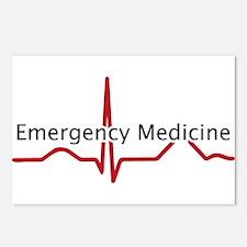 Emergency Medicine Postcards (Package of 8)