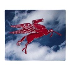 Free Pegasus Throw Blanket