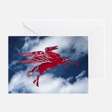 Free Pegasus Greeting Card