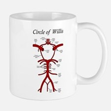 Circle of Willis Mugs
