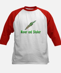 Mover and shaker. Tee