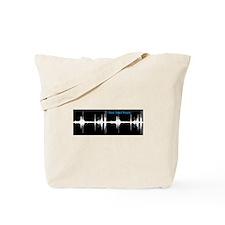 I Hear Dead People Tote Bag