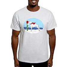 Great Dane White Mail T-Shirt