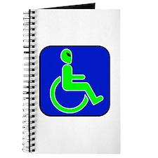 Handicapped Alien Journal