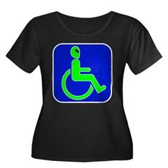 Handicapped Alien T